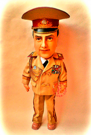 Portrait doll - General