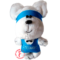 Flirt toy Megakrut bear