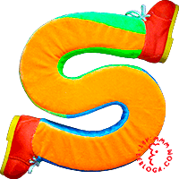 Plush logo for company StiltSoft